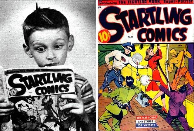 1942 Startling Comics