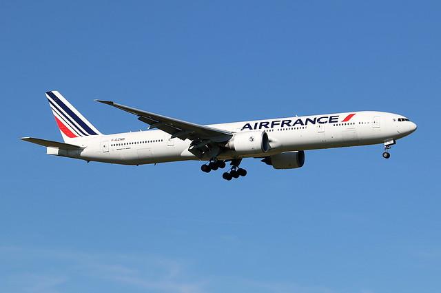 F-GZND Boeing B777-300ER Air France CDG