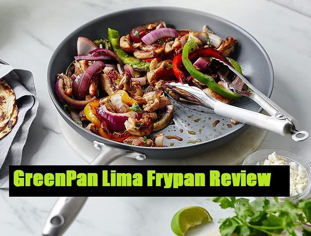 GreenPan Lima Frypan Review