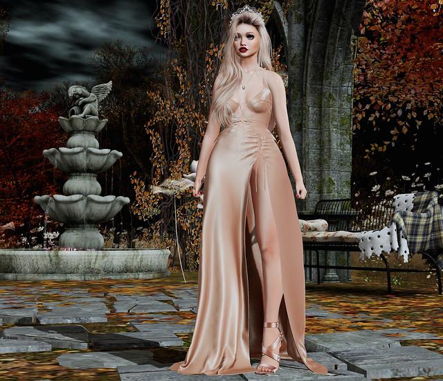 Queen of the Golden Woods