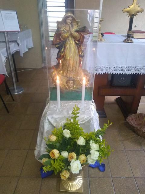 Imagem Peregrina - Paróquia Nossa Senhora de Lourdes