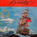 """Mutiny on the Bounty"" Film Brochure (MGM, 1962). Printed by the Haycock Press in London for Random House.  Film starring Marlon Brando, Trevor Howard and Richard Harris."