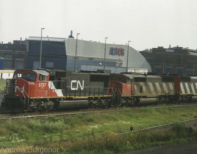 Canaian National - Montreal