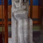 King Djoser's ka statue