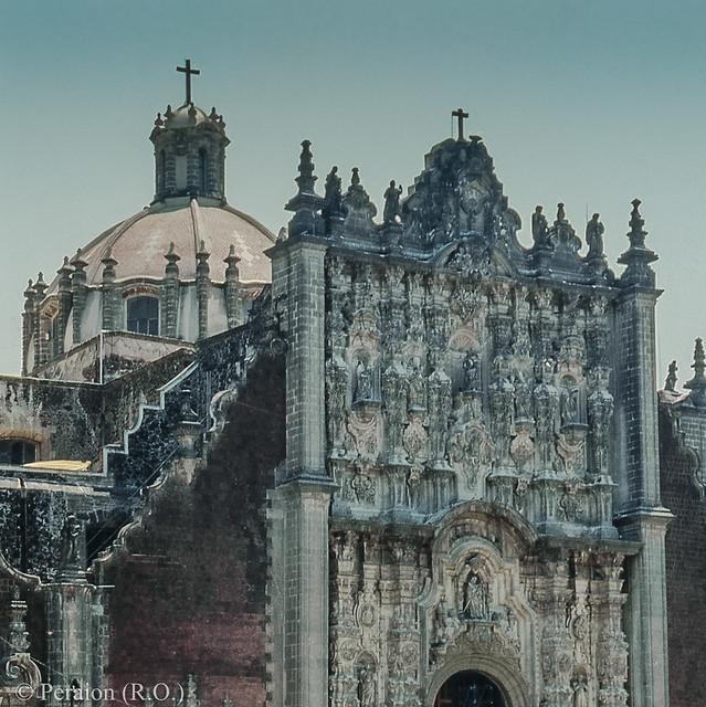 Mexico City, Sagrario Metropolitano, 1994