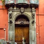 Napoli (NA), 2021, Montecalvario. Via Girardi.