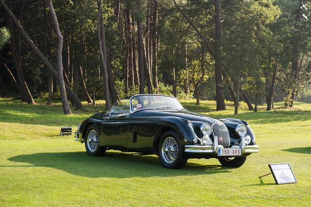 Jaguar XK 150 S 3.4 Litre Open Two-Seater - 1958