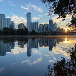19. Oktoober 2021 - 7:53 - Austin sunrise