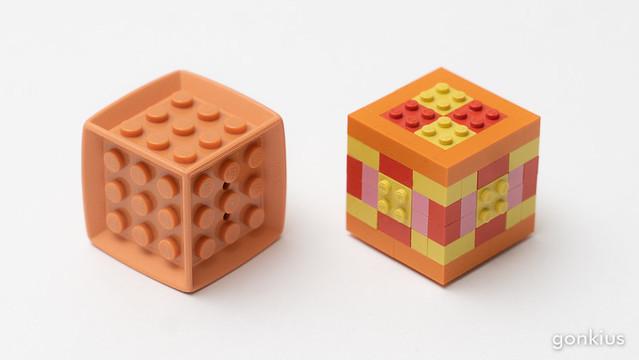 Modulex Snot Cube
