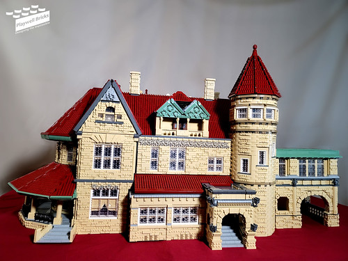 Brookside Mansion, St. Francis University, Fort Wayne, Indiana