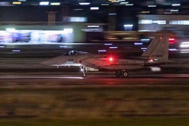 JASDF 303SQ F-15J