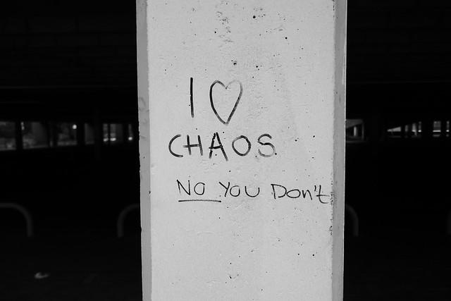 I ♡ chaos