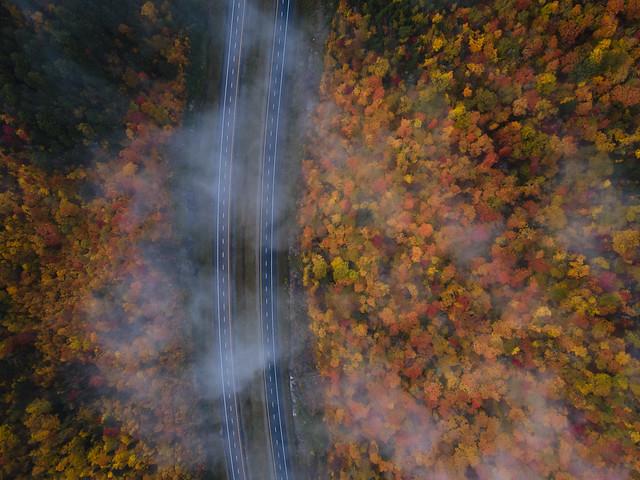 Couleurs d'automne au Québec #2