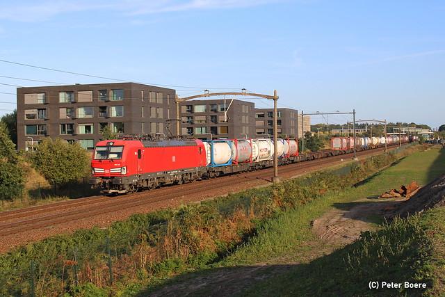 DBC in Tilburg Reeshof, 16-10-2021