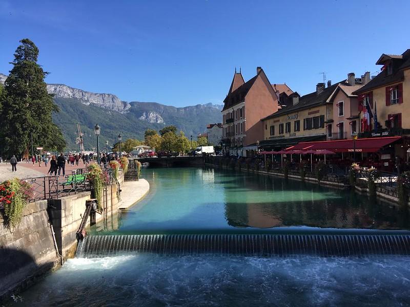 Grenoble i els grans llacs dels Alps