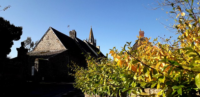 Petit village breton.
