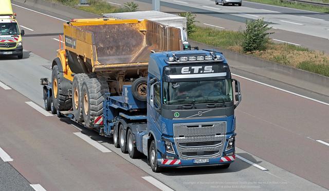 EMS ET 18 Volvo 02-07-2020 (Germany)