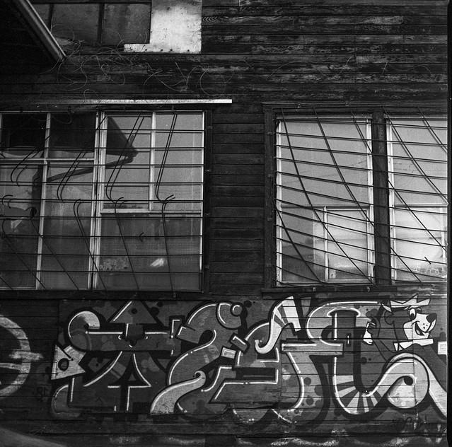 wall - film Hasselblad