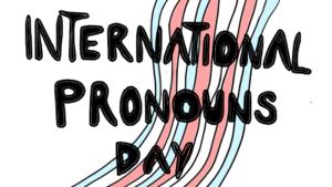 国际代词日