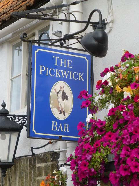 Pickwick Bar, Helmsley. - 2021