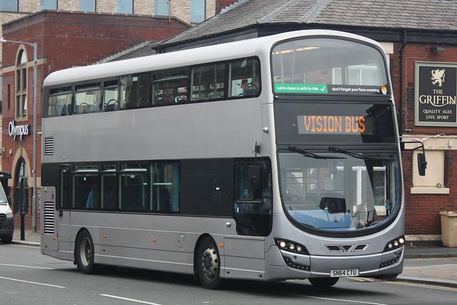 Vision Bus (SN64 CTU)