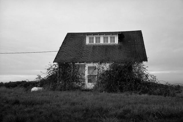 House, Sauvie Island, Oregon