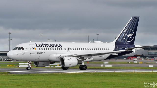 Lufthansa 🇩🇪 Airbus A319-100 D-AILN