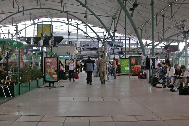 Gare de Lille-Europe Station, N. France