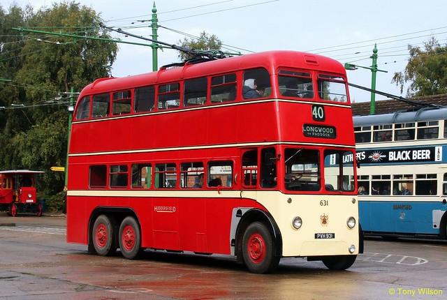 PVH931 Huddersfield Corporation 631