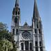 "<p><a href=""https://www.flickr.com/people/dpirmann/"">David Pirmann</a> posted a photo:</p>  <p><a href=""https://www.flickr.com/photos/dpirmann/51607735739/"" title=""FR Chartres cathedral view - 1961 (EU61-K15-07)""><img src=""https://live.staticflickr.com/65535/51607735739_5a559243b2_m.jpg"" width=""160"" height=""240"" alt=""FR Chartres cathedral view - 1961 (EU61-K15-07)"" /></a></p>  <p>C. E. Hablutzel photo - slide in my collection</p>"