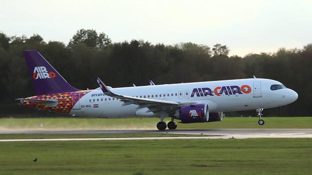 Air Cairo,SU-BUL,MSN 8970,Airbus A320-251N, 11.10.2021, HAM-EDDH,Hamburg