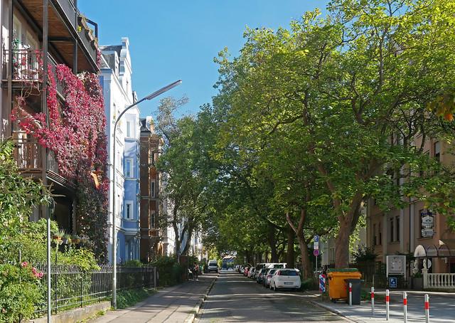 Beautiful Neighbourhood in Augsburg