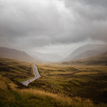 18. Oktoober 2021 - 14:04 - Somewhere in the Cairngorms on a rainy gloomy day..
