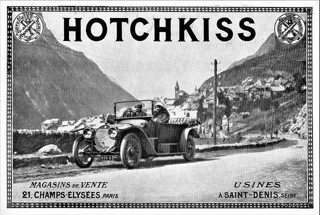 1914 Hotchkiss (France)