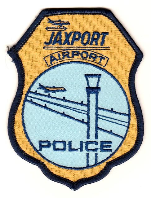 Jacksonville Florida Airport Police