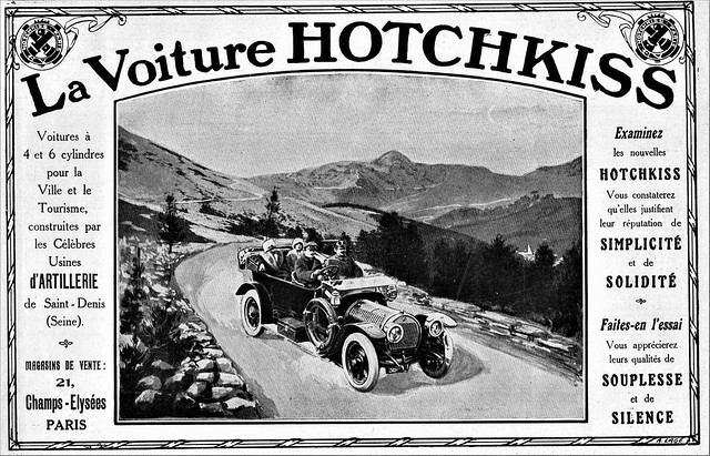1912 Hotchkiss (France)