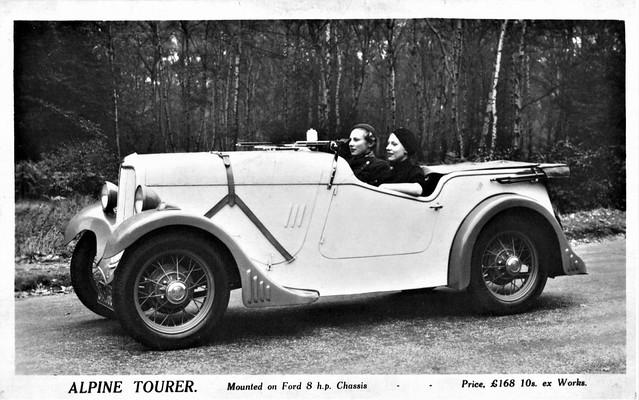1933 Alpine Tourer (U.K.)