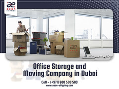 Office Storage and Moving Company in Dubai