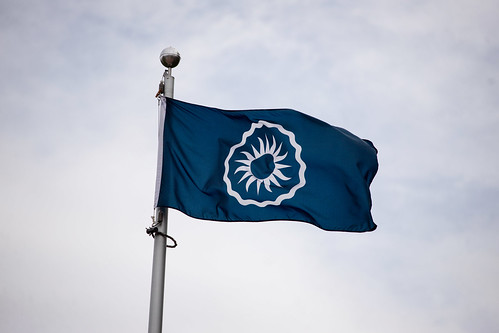Flag of TRU