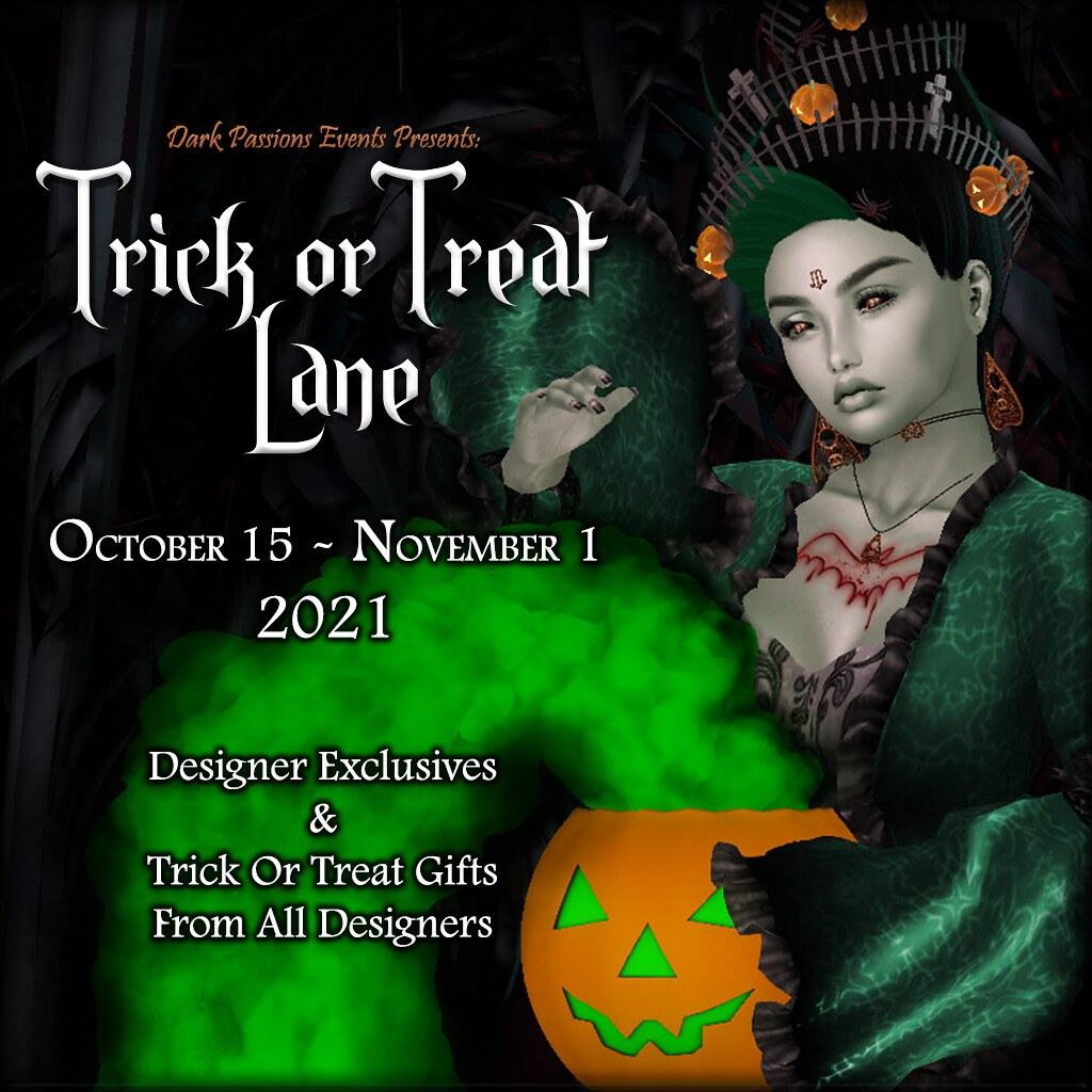Have you been to Trick Or Treat Lane 2021?