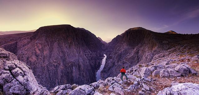 Loneliness at the Dark Canyon.....Erzincan (Explore / October 20, 2021)