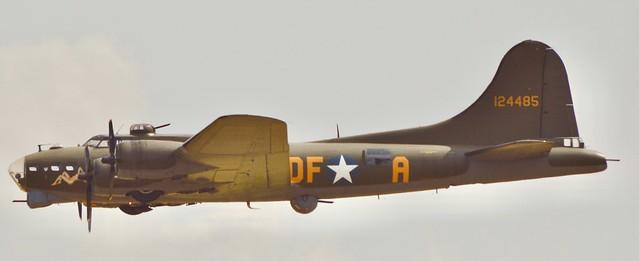 Aug 2010 B-17 Flying Legends
