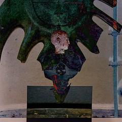 Philosophy #84rooms #doubleexpomagazine #doubleexposure #digitalcollage #doubleexposurephotography #philosophy #searching #disembodiedhead #igart #igartist #instakunst #kunst #instagramartist #modernart