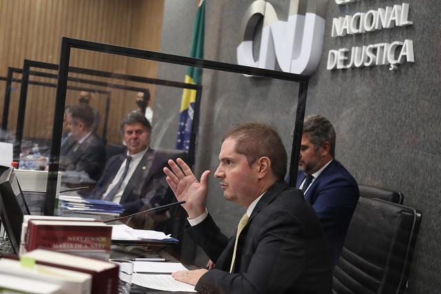 19/10/2021 Assinatura de Termo de Cooperação Técnica a ser celebrado entre o CNJ, a Secretaria do Tesouro Nacional e o Banco do Brasil