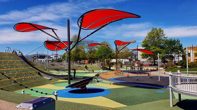 Margaret Mahy Playground.