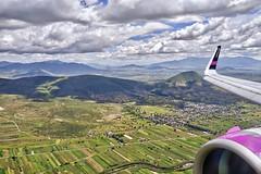 Landing OAX