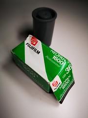 Fujifilm Professional NEOPAN 1600 expired in 01/2001