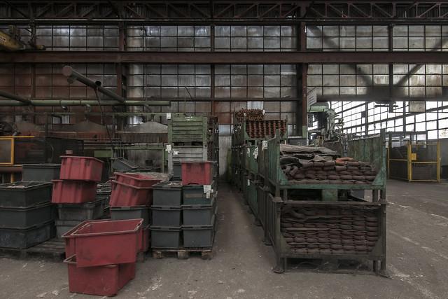 Former foundry