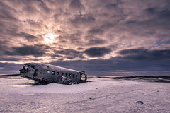 20160224_Iceland_Skogafoss_Abandoned-Plane
