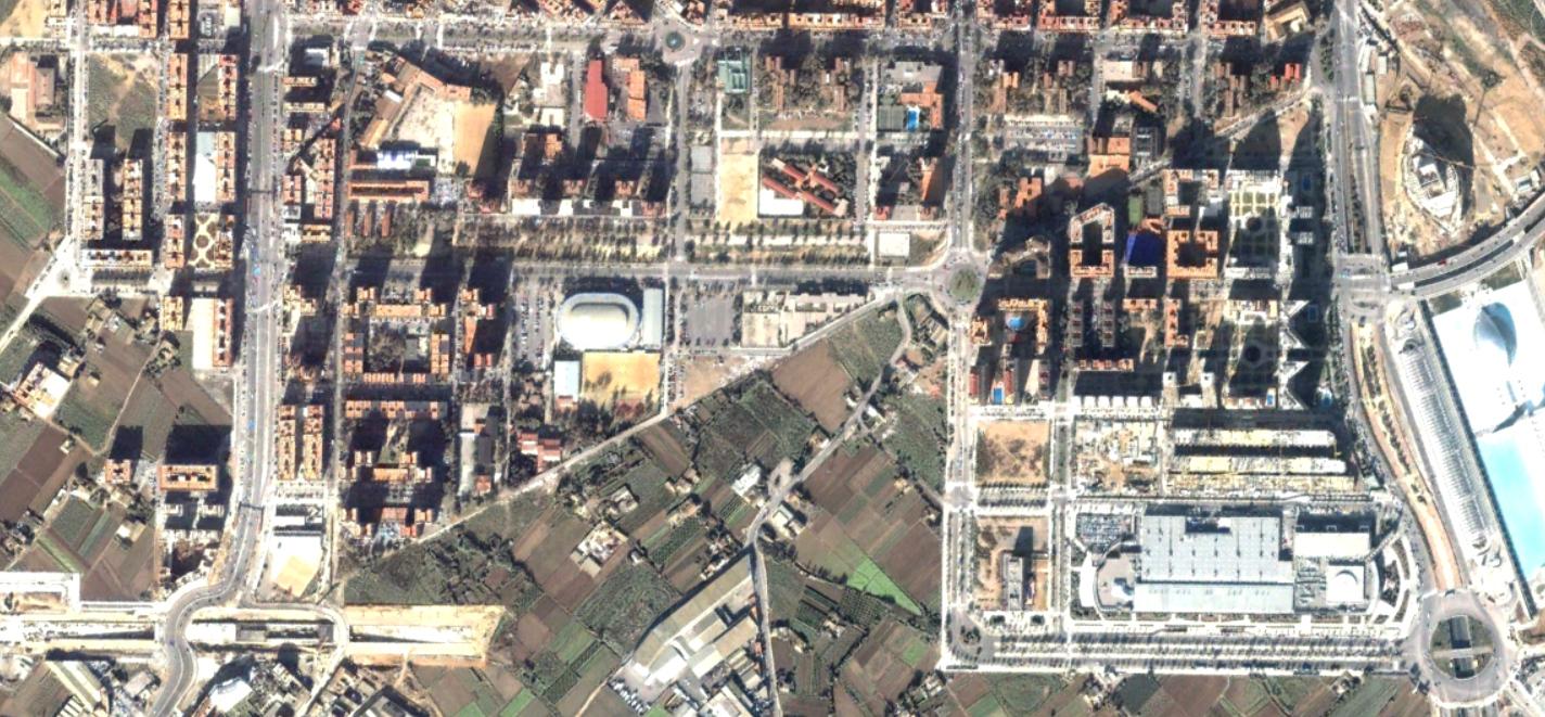 quatre carreres, valencia, el cuatroca valenciá, antes, urbanismo, planeamiento, urbano, desastre, urbanístico, construcción